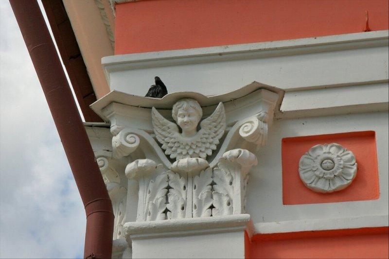 Казанская часовня, Шлиссельбург