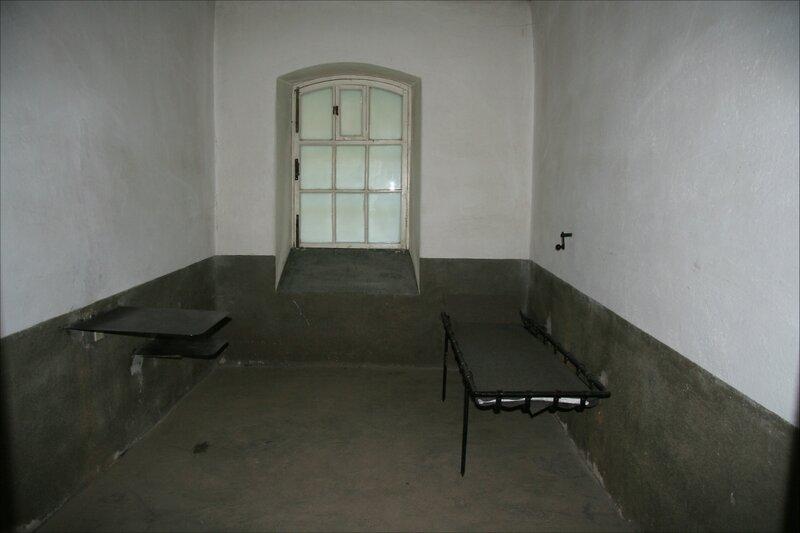 Крепость Орешек, Камера в Старой тюрьме