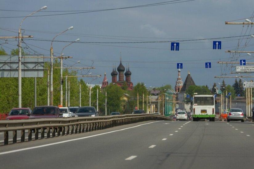 Московский проспект, Ярославль