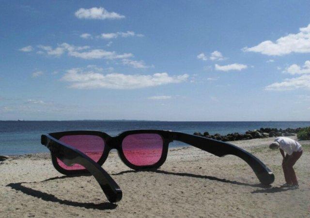 Рожеві окуляри та безкоштовні приклади бізнес планів
