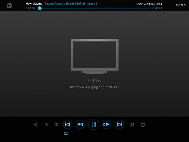 приложение CineXPlayer HD для iPad - смотреть фильмы сериалы без конвертации, онлайн ТВ