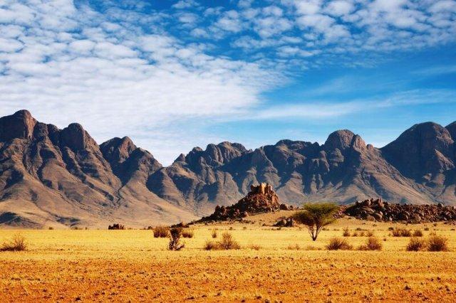 Самые удивительные пустыни планеты