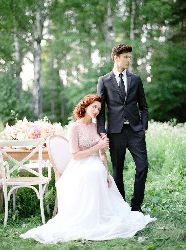 Съемка с моего воркшопа, посвященного свадебной фотографии ...