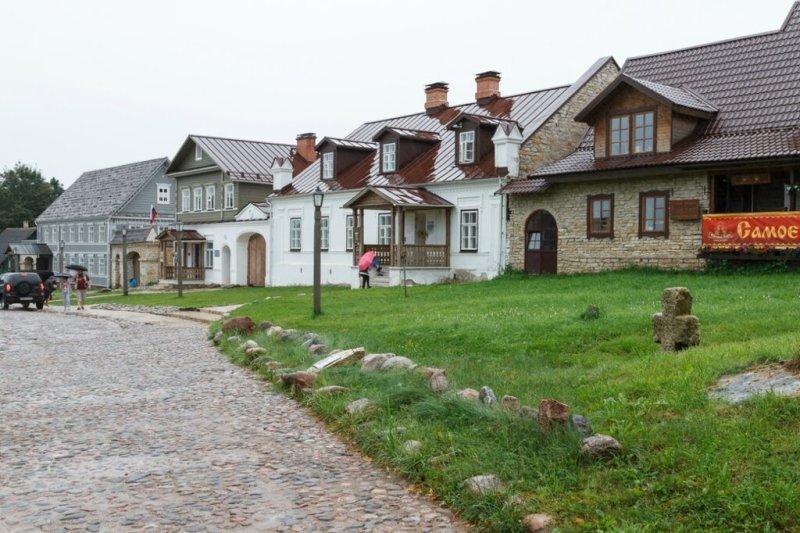 Печорская улица, Изборск