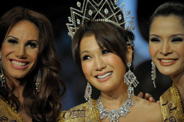 Бывшие мужчины из Японии, Таиланда и других стран