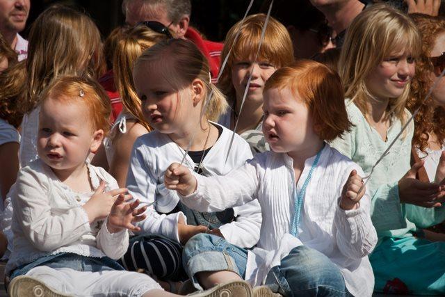 Почему могут исчезнуть рыжеволосые люди? Фото фестиваля Redhair Day в Голландии