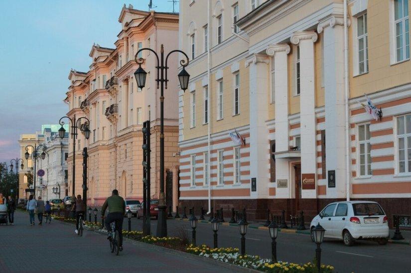 Верхне-Волжская набережная, Нижний Новгород