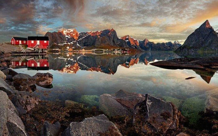 Самые красивые места Норвегии, из за которых все хотят поехать в эту страну