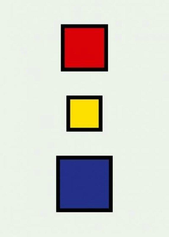 Угадай художника и телесериал! Загадочные пиктограммы из трёх рисунков