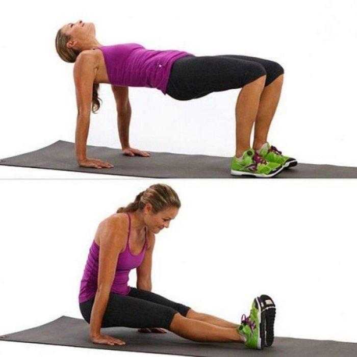 Идеальная фигура с помощью девяти базовых упражнений