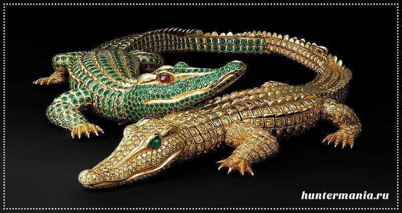 Известные ювелирные украшения от Cartier