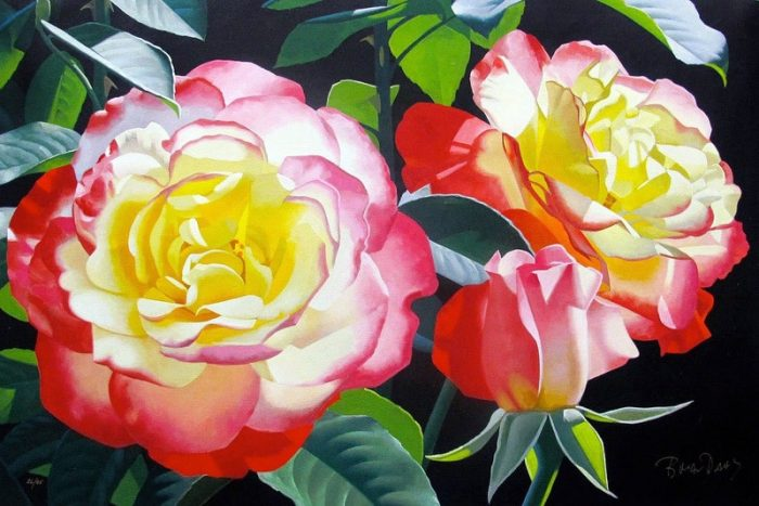 Брайан Дэвис. Жизнь - красоте цветка.