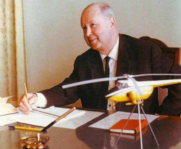 Интересные факты из жизни авиаконструктора Миля: vova_91 ...