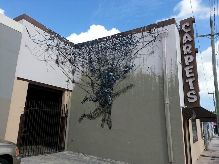 [суб]культура: 3D граффити от ©DALeast. 40 фото