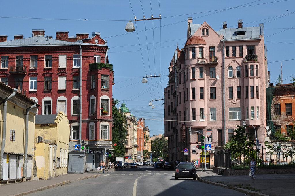 Санкт-Петербург, Чкаловский проспект