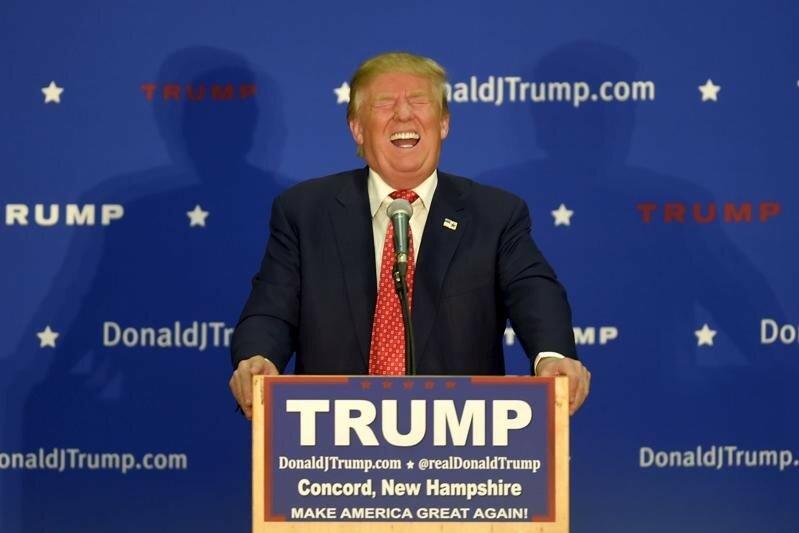 Трамп отличил льва от носорога и прослыл адекватным