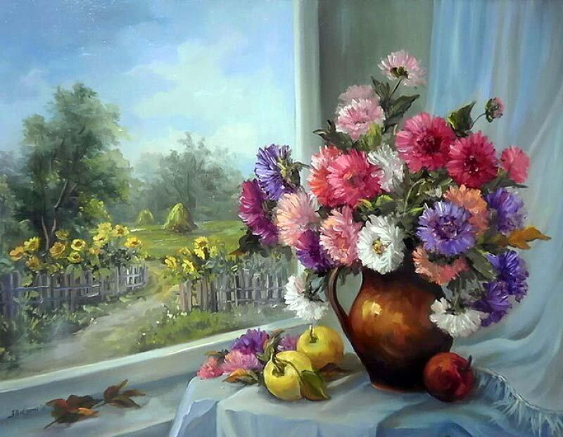 Резултат с изображение за румынская живопись лето