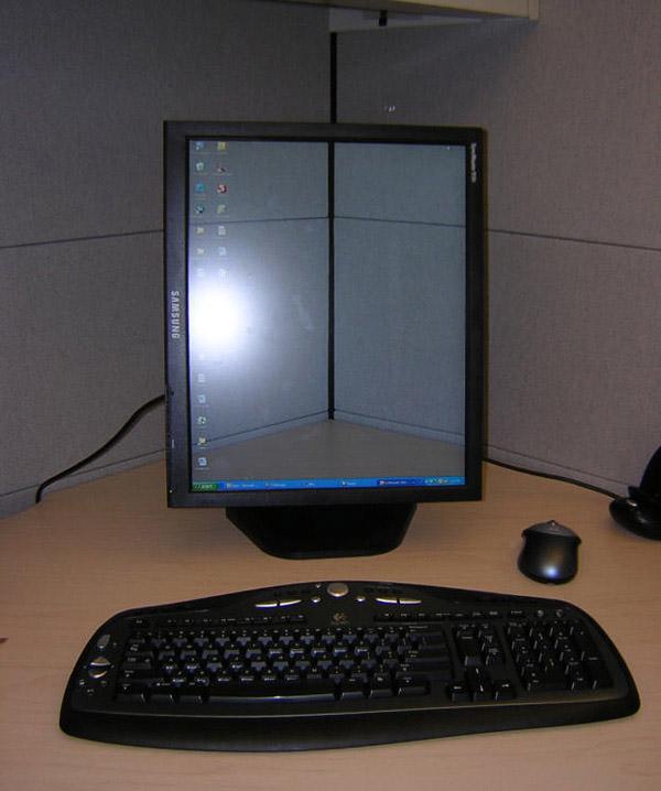 Прозрачный экран (39 креативных фототрюков)