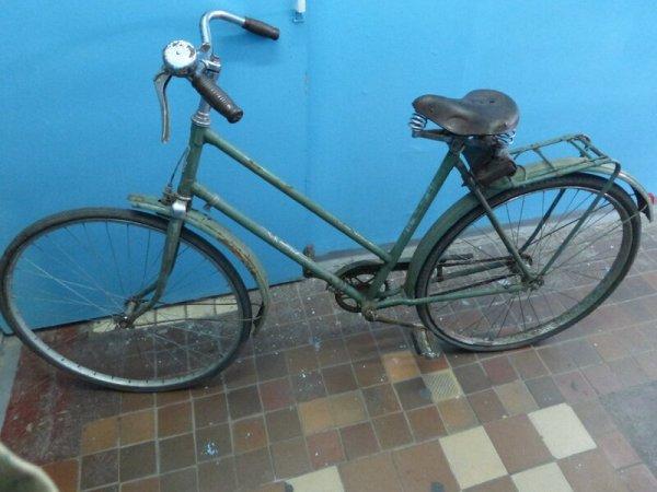 Велосипед Зиф Фото