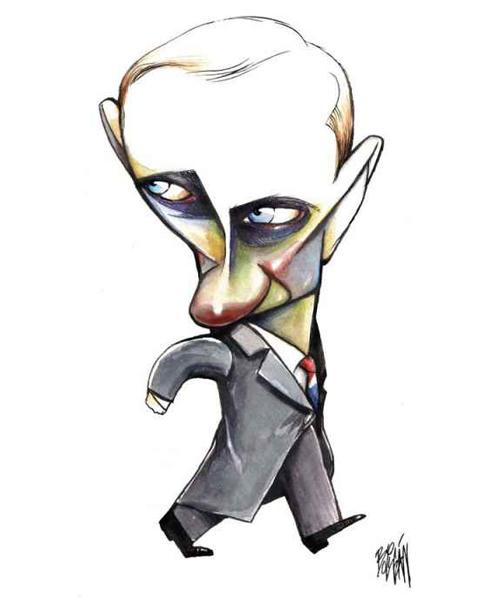 Мексиканский карикатурист Angel Boligan Corbo. 45 работ