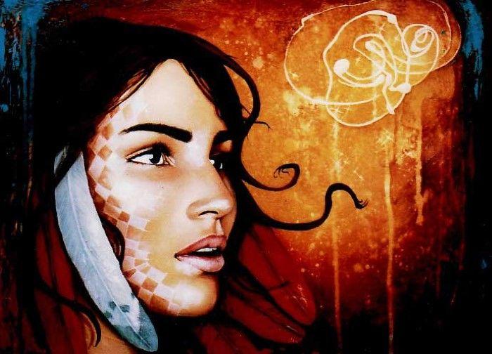 Софи Вилкинс. Сюр, фантастика, метафаризм.