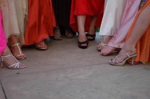 Комплименты пальчикам ног