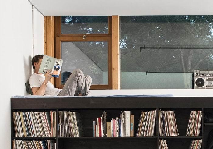 The Living Cube / Куб для жизни. Концепт и воплощение ©Тилль Кённекер / Till Könneker
