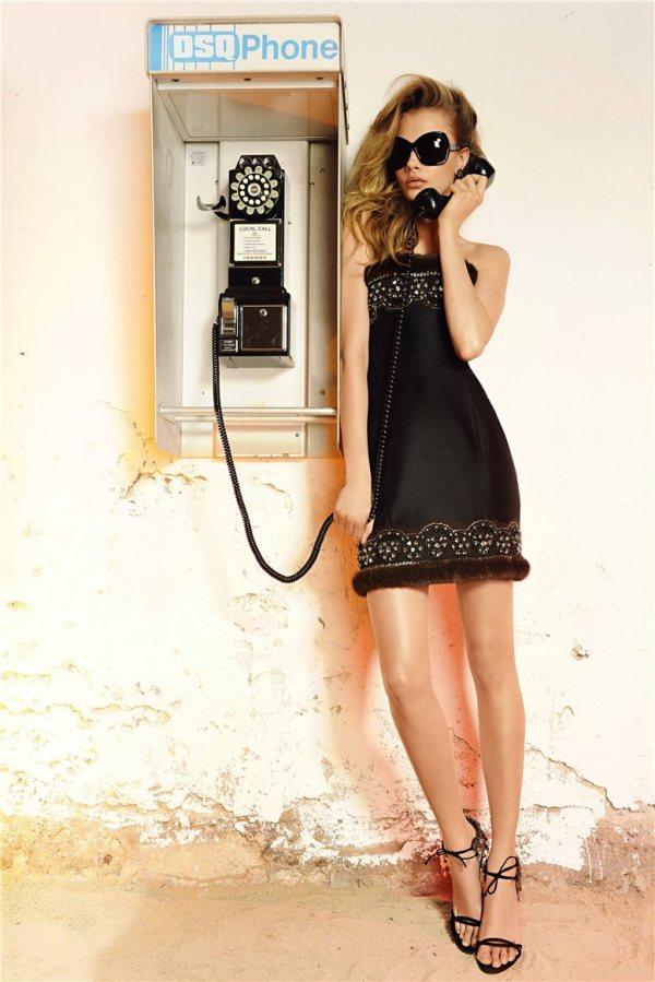 Кара Делевинь в каталоге модной одежды (Фото) - BlogNews.am