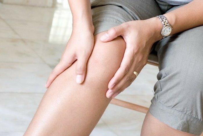 Боли в суставах: причины и симптомы