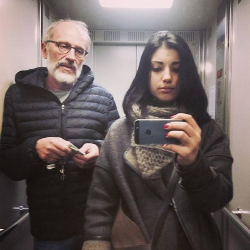 Александр Гордон и Нозанин Абдулвасиева - разница в возрасте 30 лет