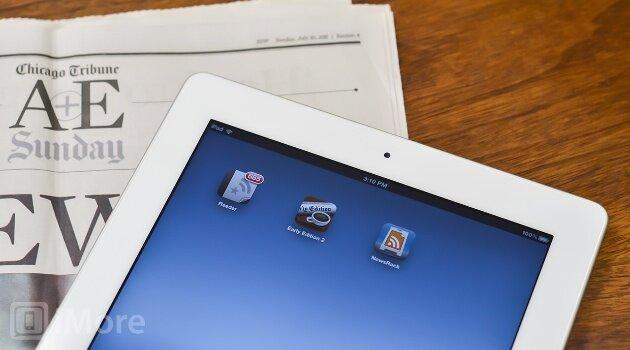 rss приложения ipad feedly