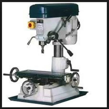 Schematic view of the milling machine of small size