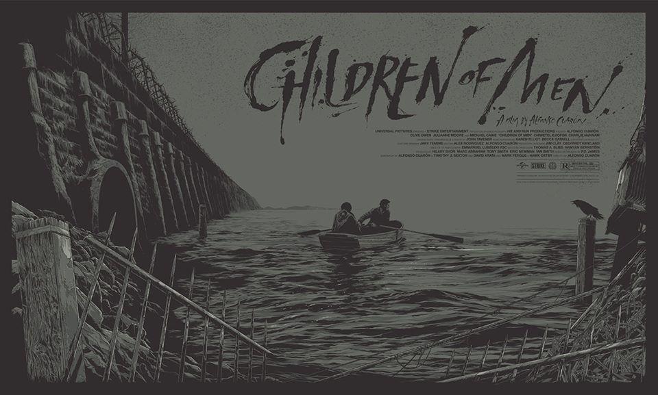 Австралийский графический дизайнер Ken Taylor. Кино- и рок-постеры. 45 шт.