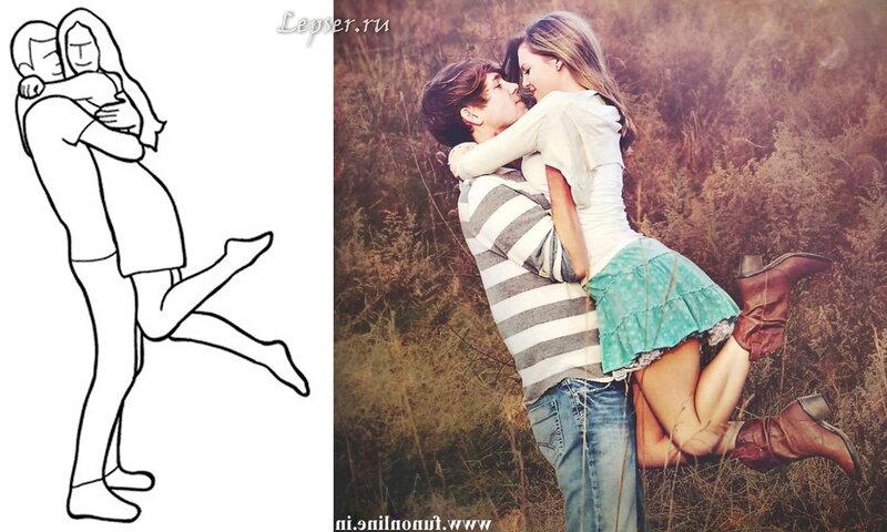 оформлены как сфотографироваться паре самим хотите сбросить лишние