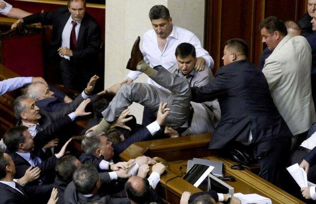 Дурня: «Парламент відображає суспільство»