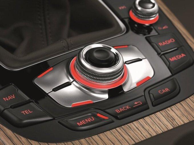 Система управления Audi A4