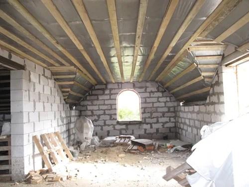 перекрытия 2 этажа
