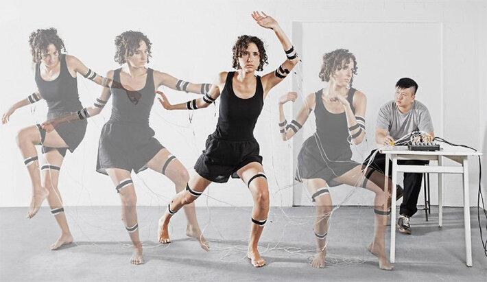 Электростимуляция для танцоров