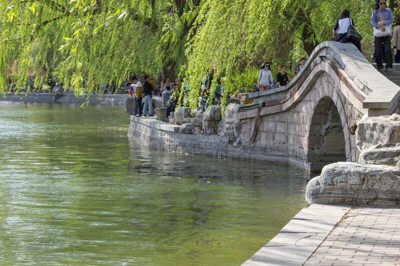 Парк Юйюаньтань, Пекин