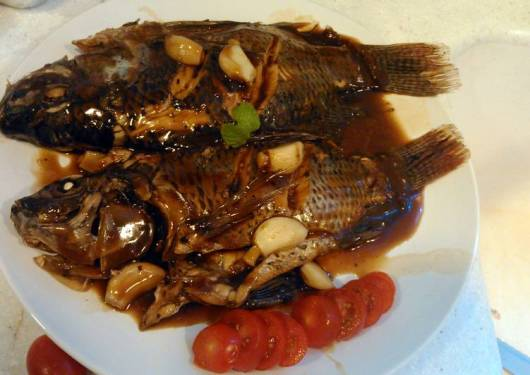 Image result for Adobong Tilapia Recipe