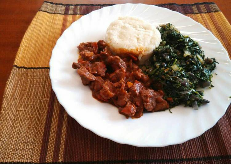 Delicious Kibanda Food That Cost 200Shs Only
