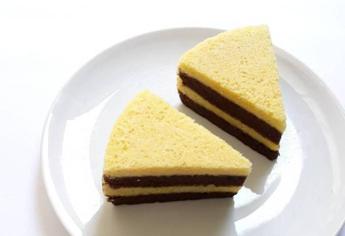 Resep Cake Kukus Coklat Keju Oleh Yantie Cookpad