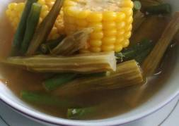 Image result for sayur asem klentang