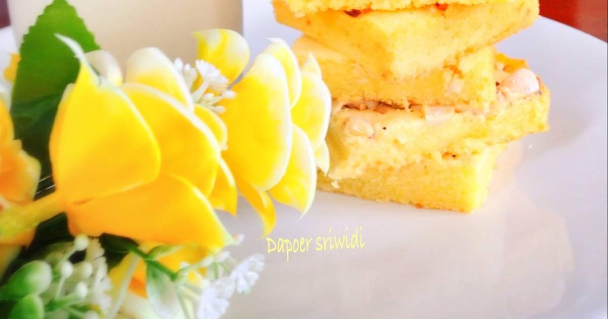 Resep Cake Pisang Ncc Fatmah Bahalwan: Resep Cashew Butter Cake