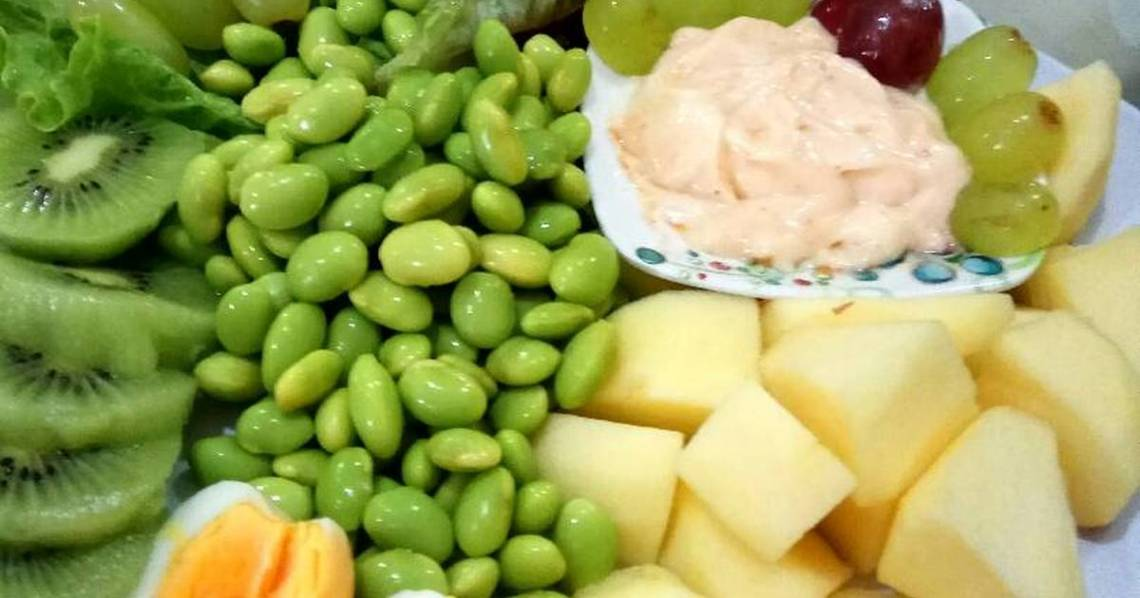 101 Kue Bolu Sehat Sayur dan Buah