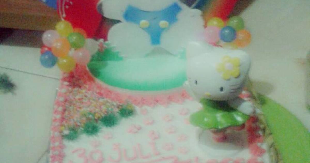Kue Ulang Tahun Coklat 1 464 Resep Cookpad
