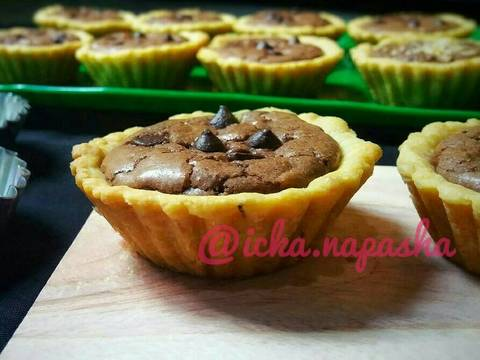Resep Pie Brownies ><img src=