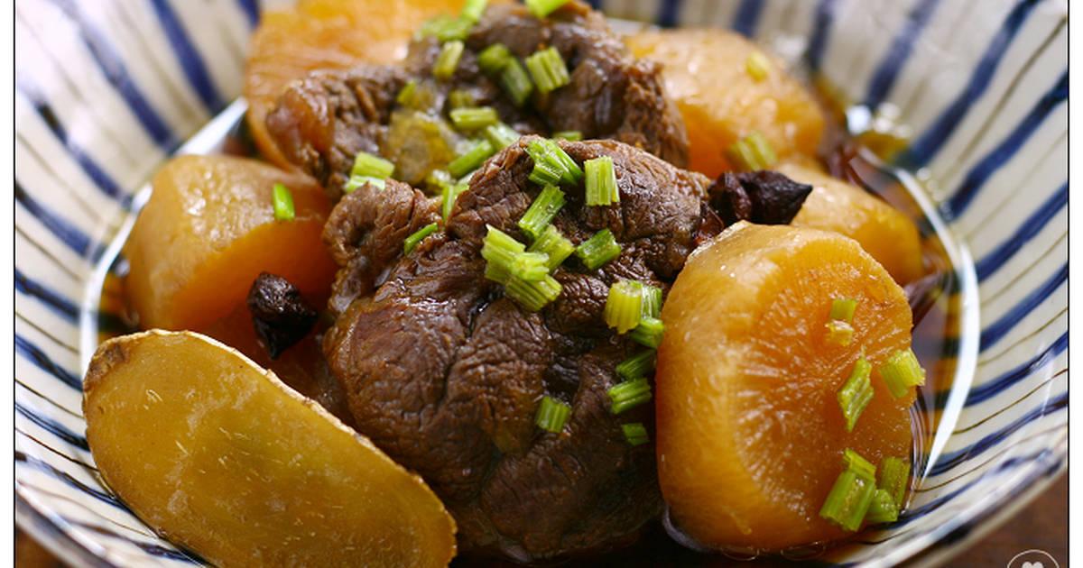 蘿蔔燉牛肉 食譜,作法共14個 - 全球最大料理網站 - Cookpad