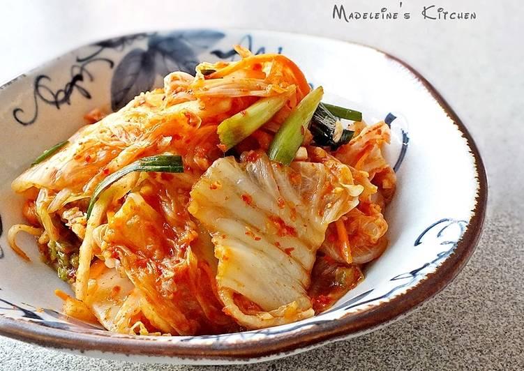 韓式泡菜食譜 by Madeleine Chiu - Cookpad
