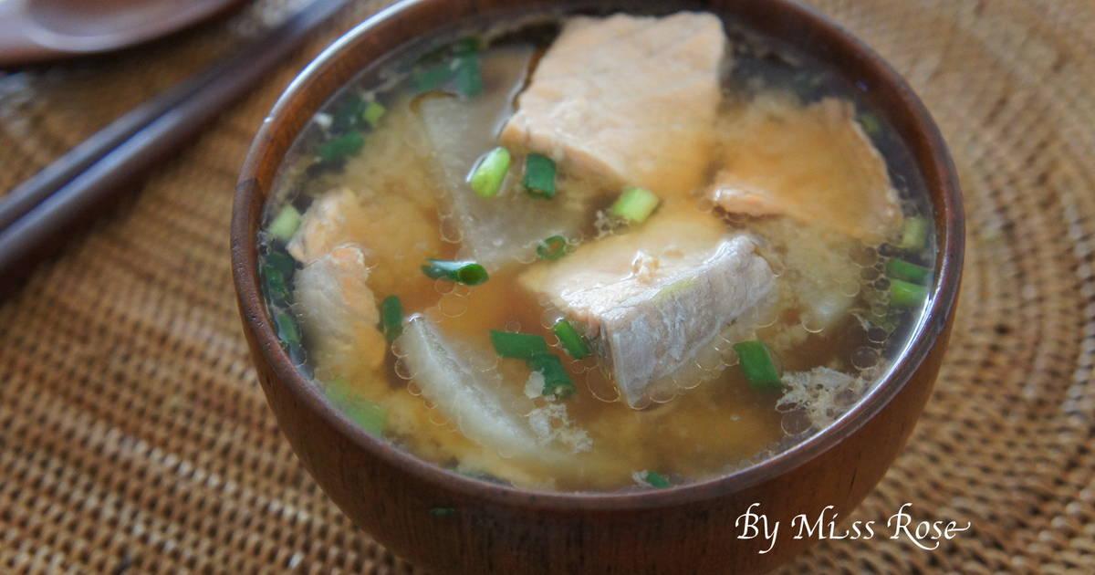 蘿蔔味增湯 食譜,作法共7個 - 全球最大料理網站 - Cookpad